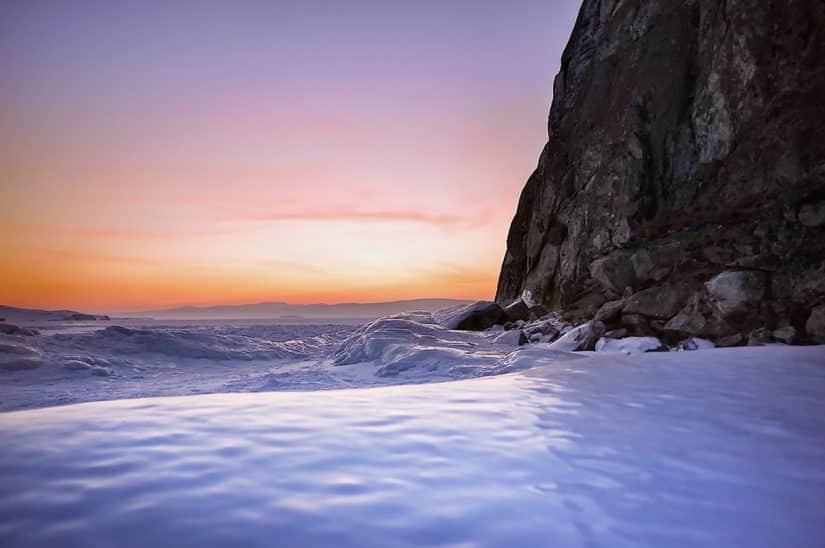 lago baikal sibéria
