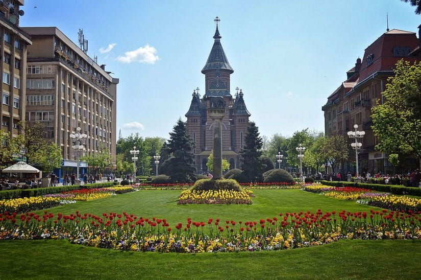 timisoara romênia