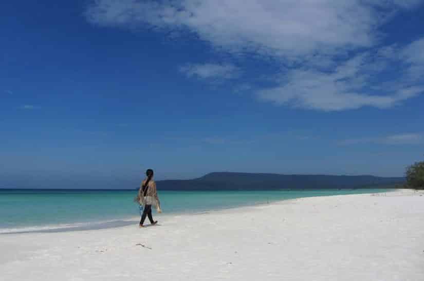 praias mais bonitas do camboja