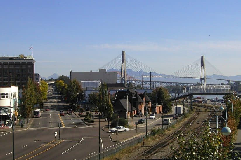 new westminster canada