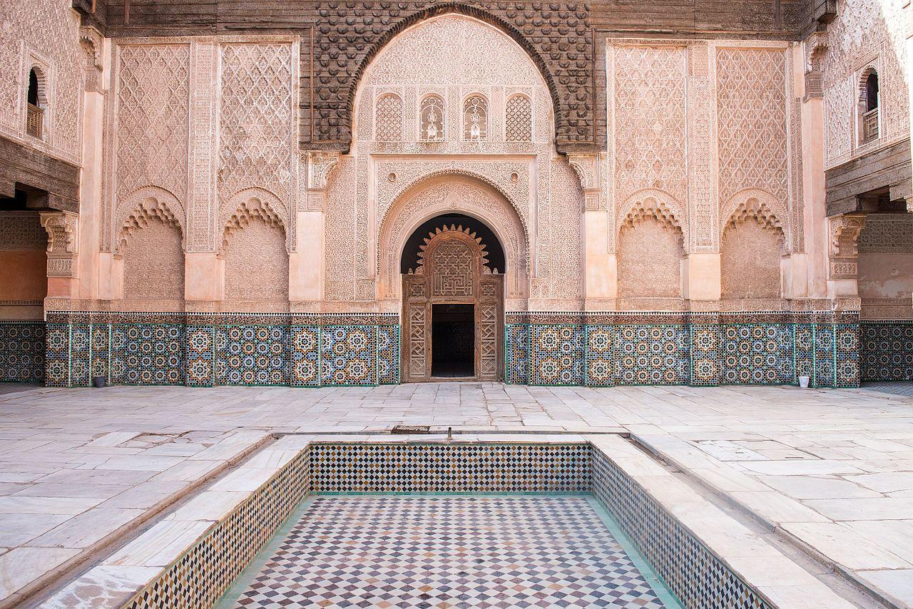 cidade dos marrocos
