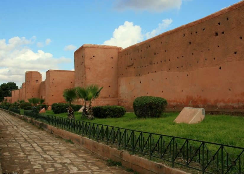 marrakech em janeiro