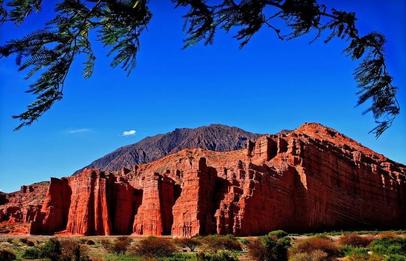 Quebrada de Cafayate Los Colorados