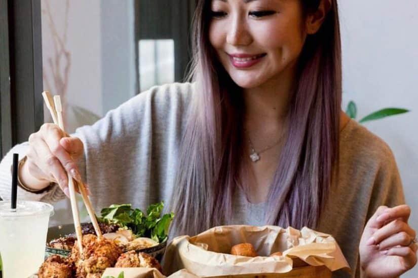 comida japonesa no canada
