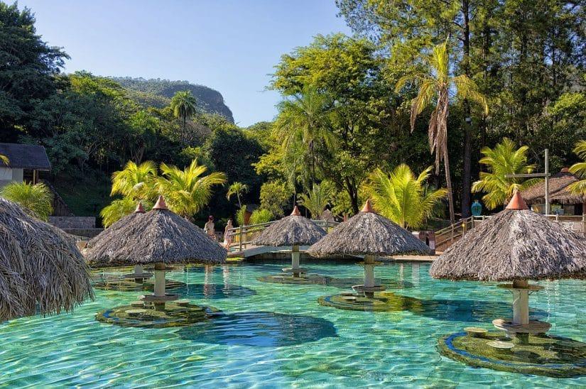 hot park goias