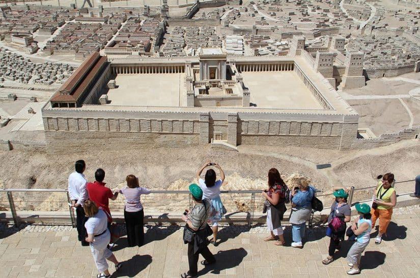 pontos turísticos de Israel