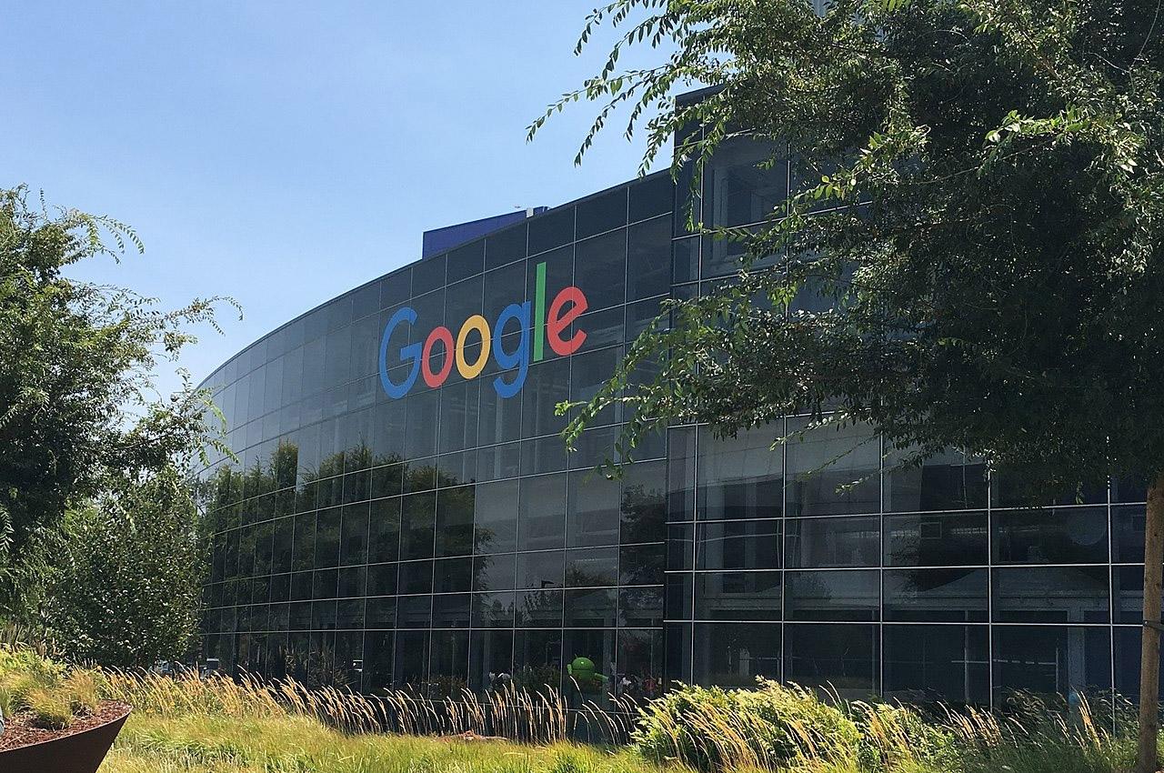 onde esta localizada a sede do google