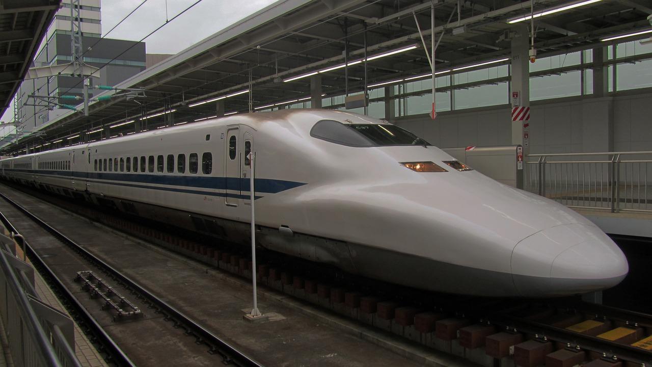 malas no shinkansen