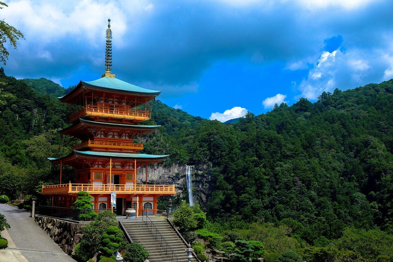 verão no japão