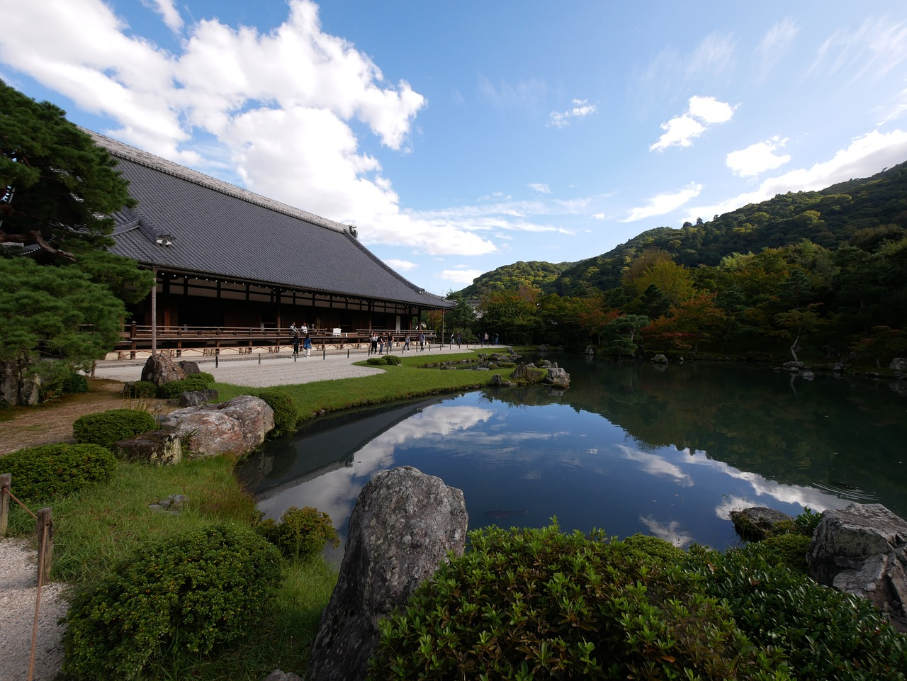 templo tenryu-ji no japão