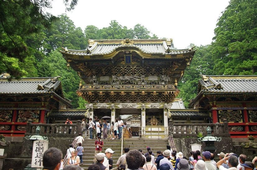 nikko japão
