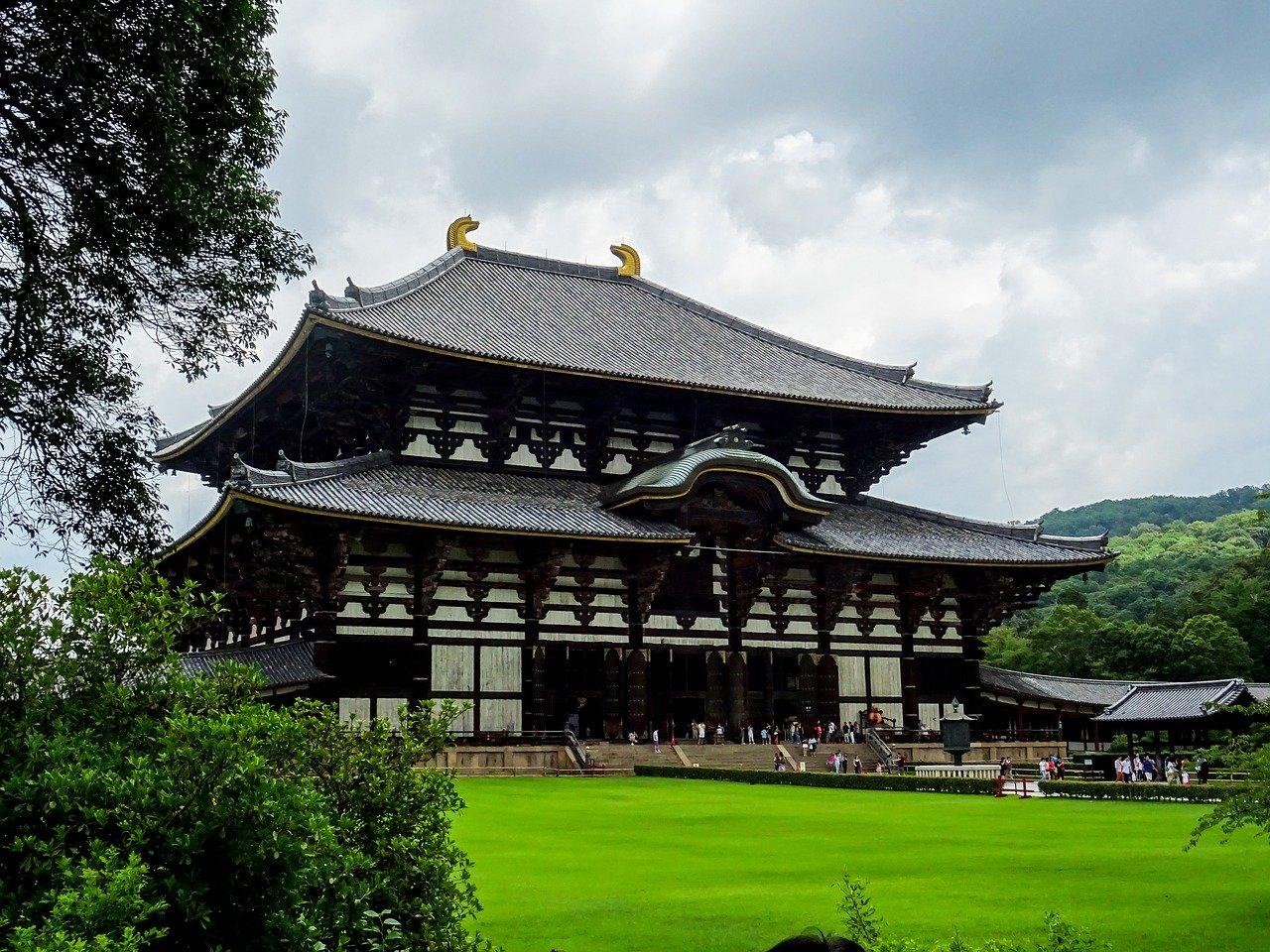 templo todai-ji japao
