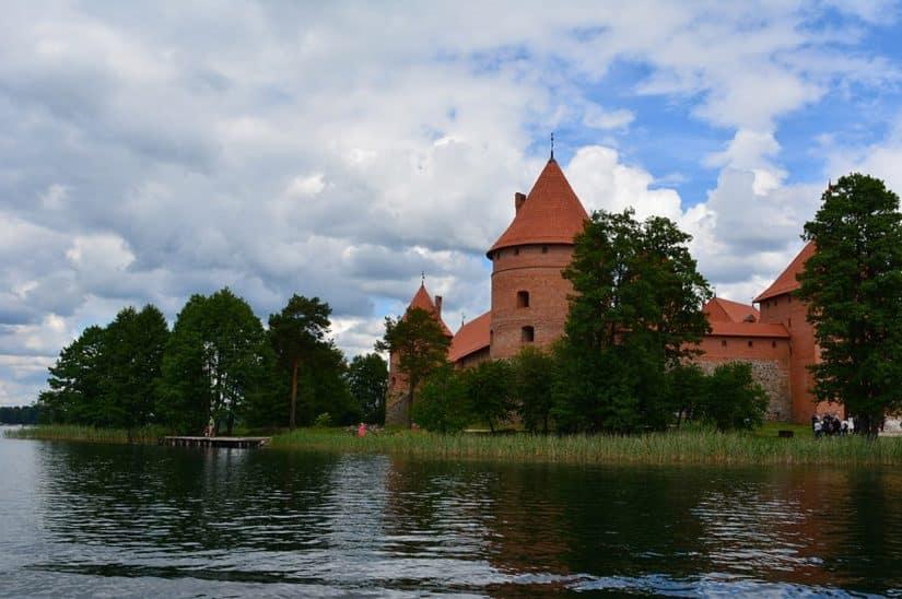 pontos turisticos da lituania