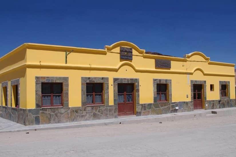 restaurantes em San Antonio de los Cobres