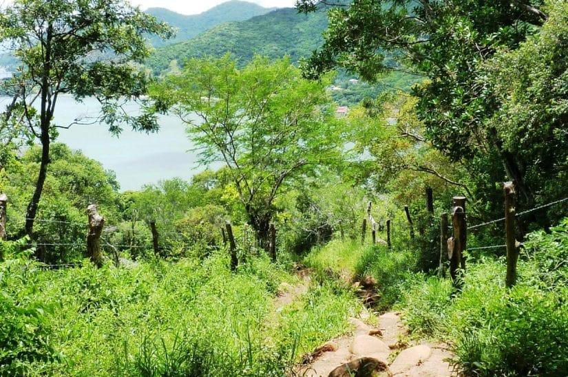 Trilhas imperdíveis em Florianópolis