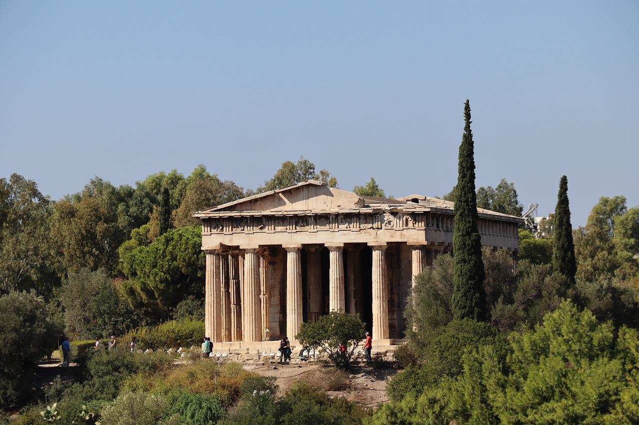 pontos turísticos da grecia