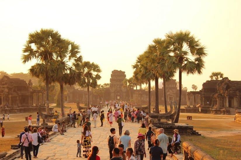 camboja idioma