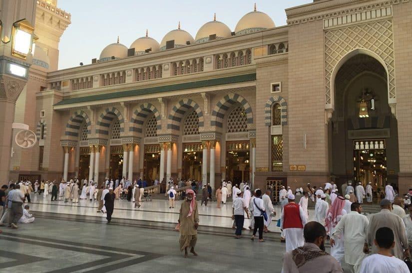 Arábia Saudita pontos turísticos