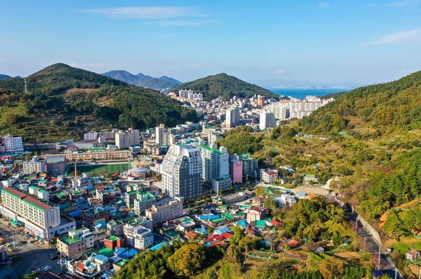 Coreia do Sul Busan