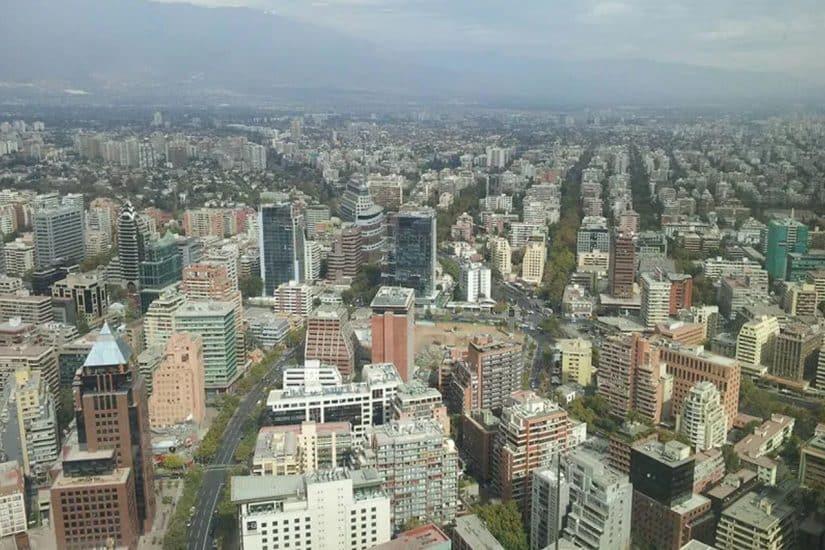 Dicas de viagem em Santiago