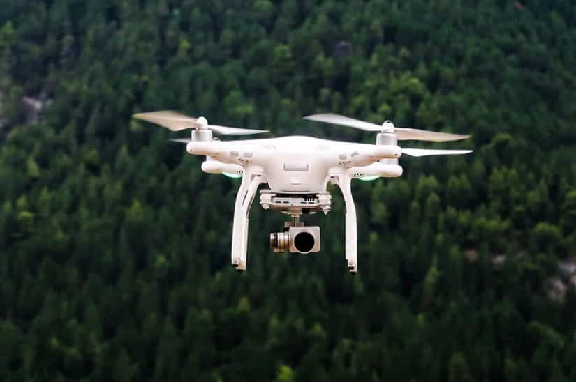 países em que o drone é proíbido