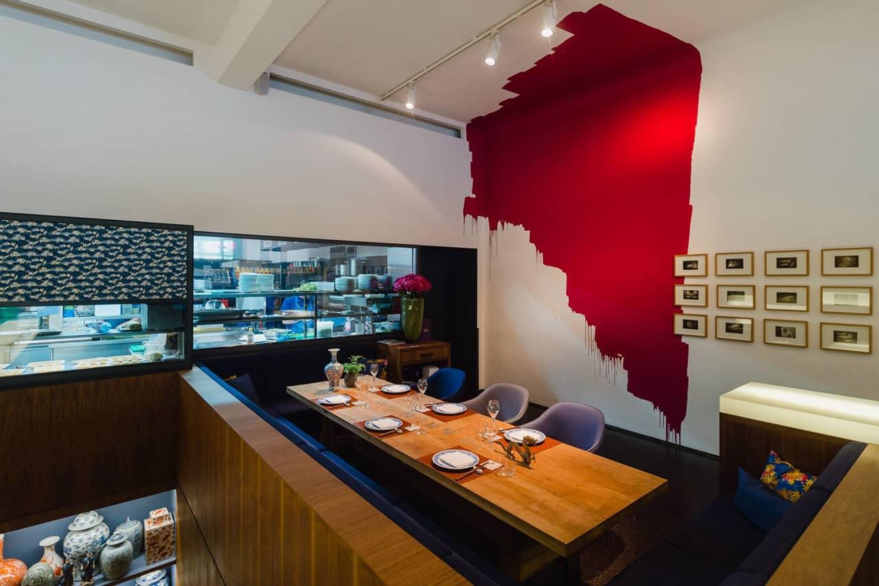 Restaurantes em Berlim bem avaliados