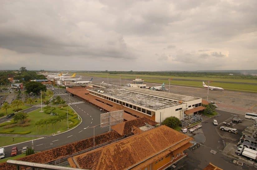 aeroporto denpasar