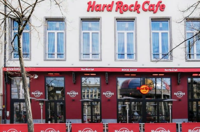 hard rock cafe antuerpia