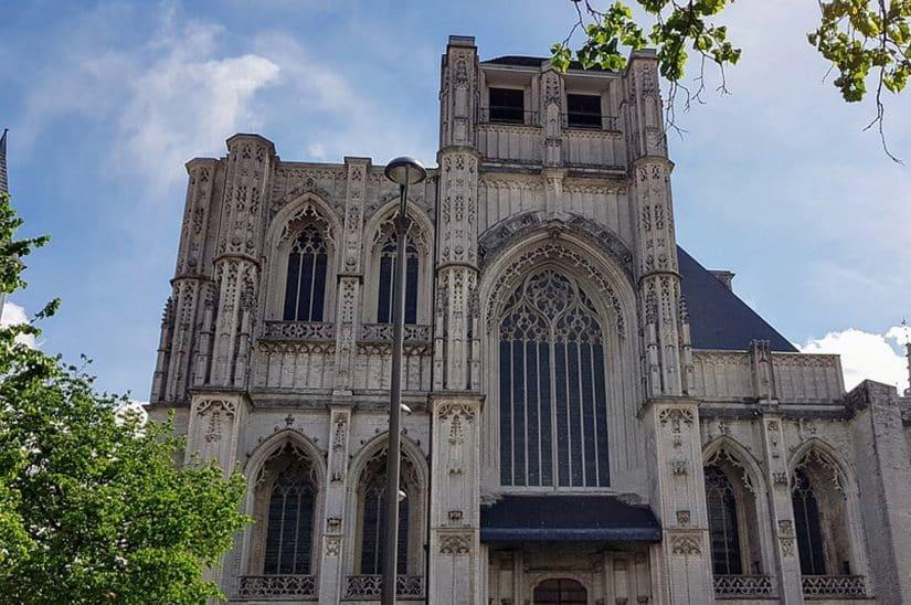 religião da Bélgica