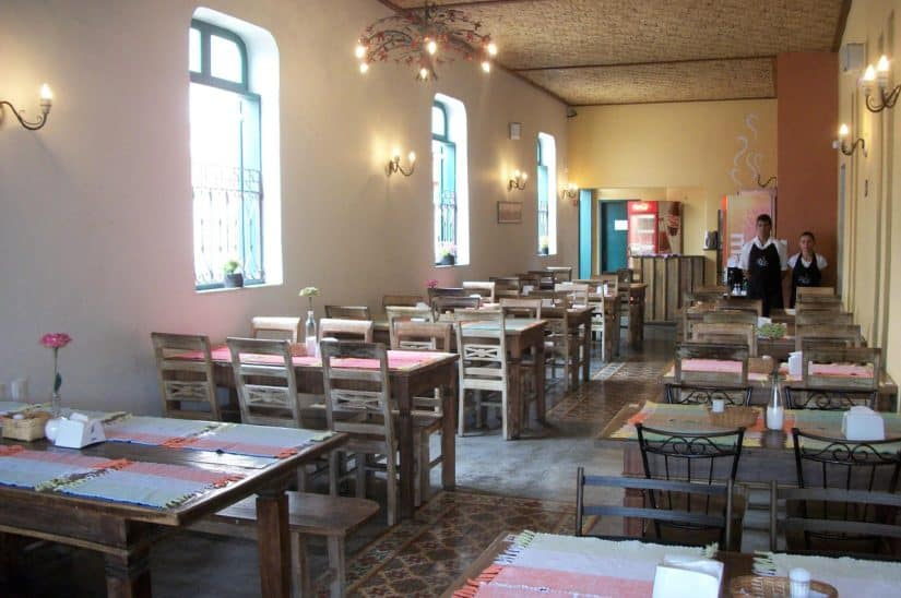 onde almocar em São João del-Rei
