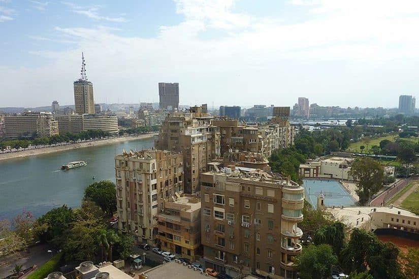 Onde se hospedar em Cairo