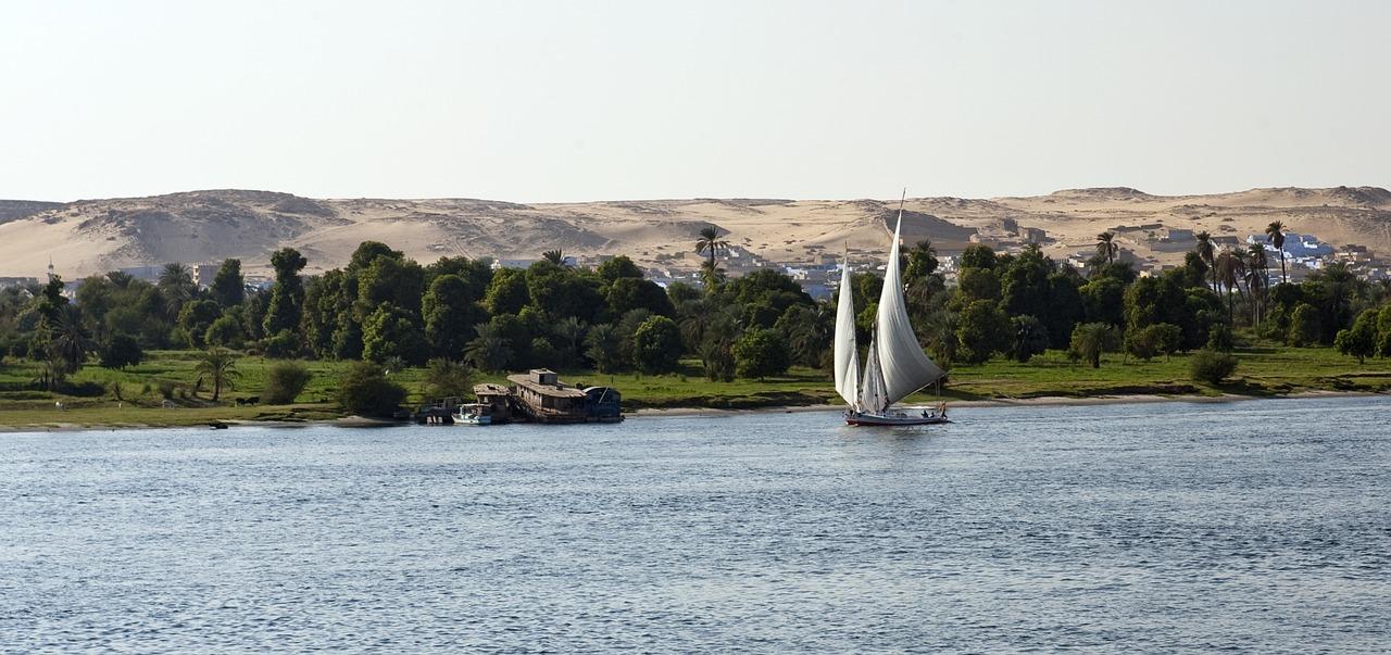 cruzeiro pelo Nilo