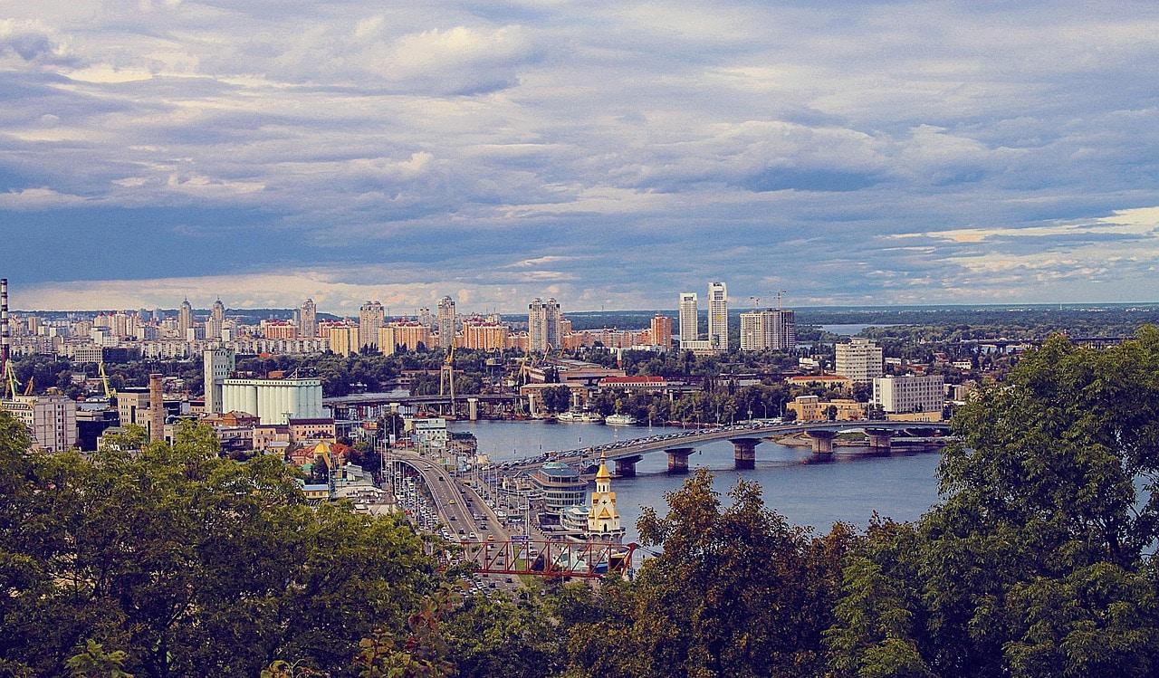 turismo na Ucrania
