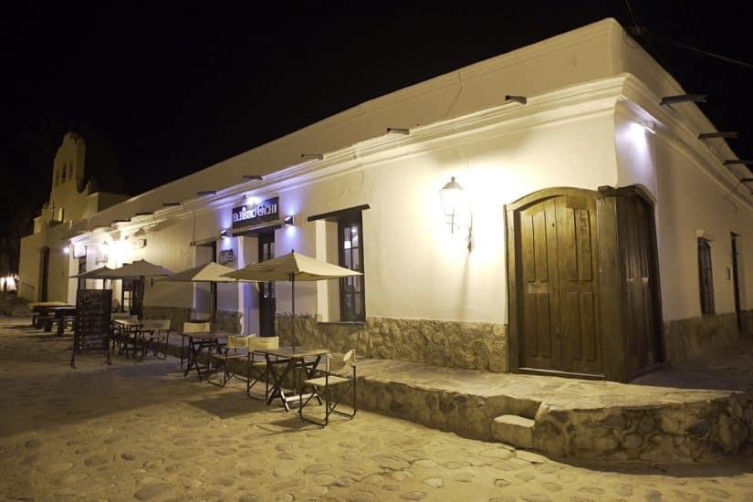 restaurantes em Cachi