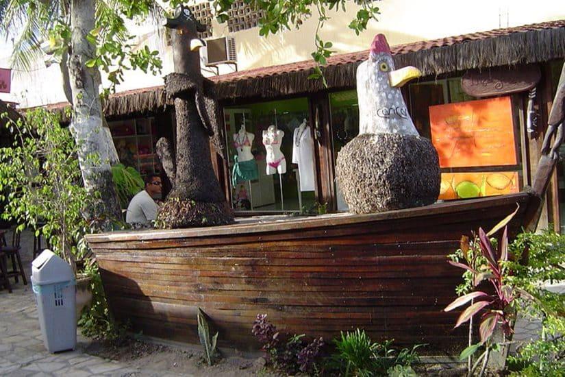 passeio de jangada em porto de galinhas
