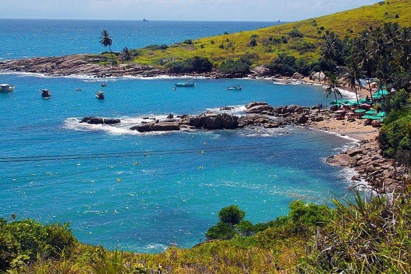 praias de Cabo de Santo Agostinho