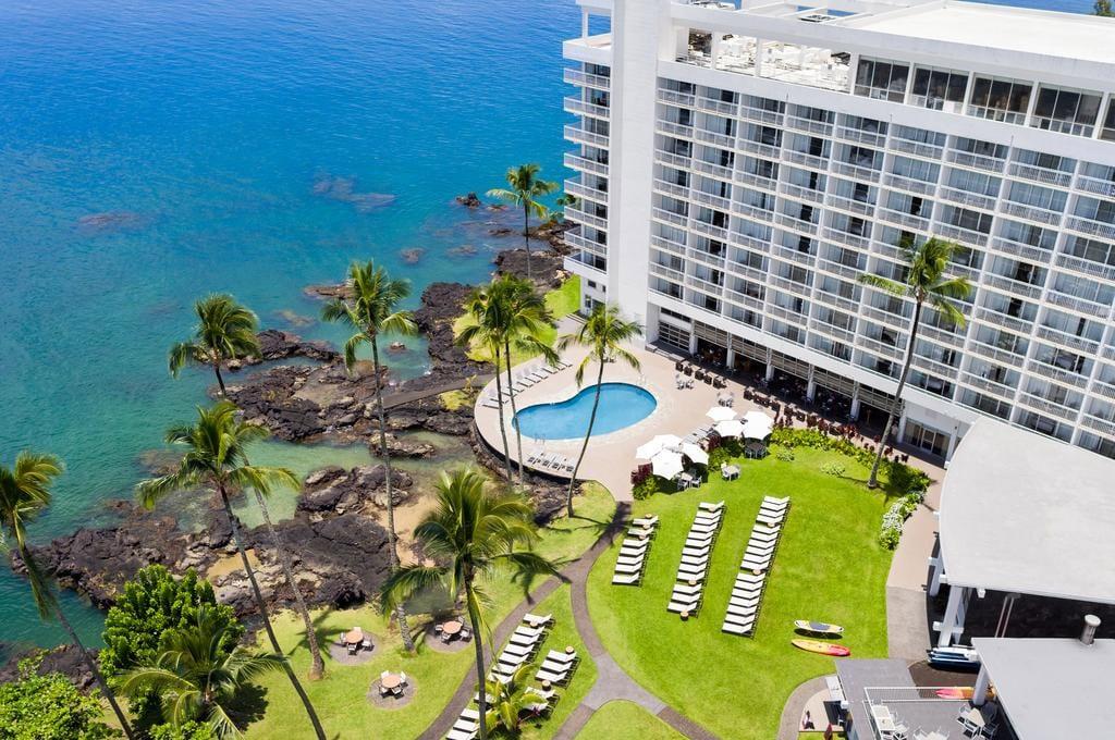 hoteis famosos no hawaii