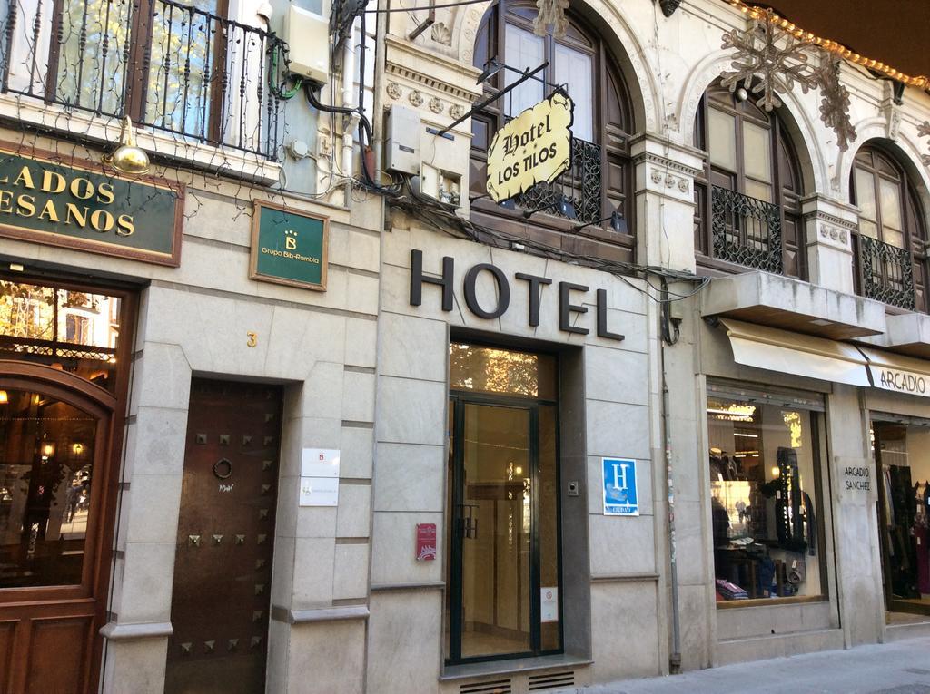 Hotelbasico em Granada