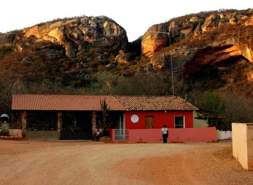 Hotéis perto da Serra da Capivara