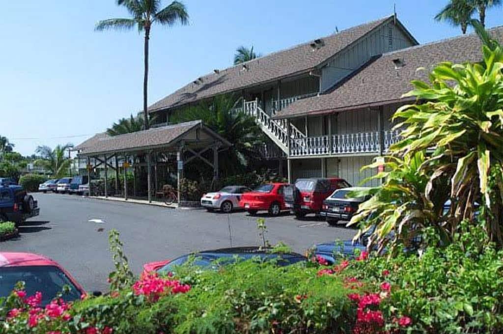 apart hotel big island