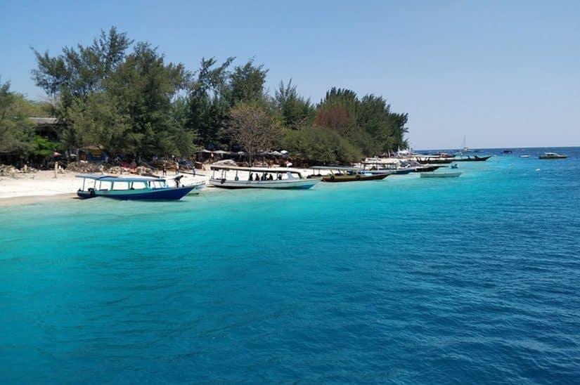 ilhas gili indonésia