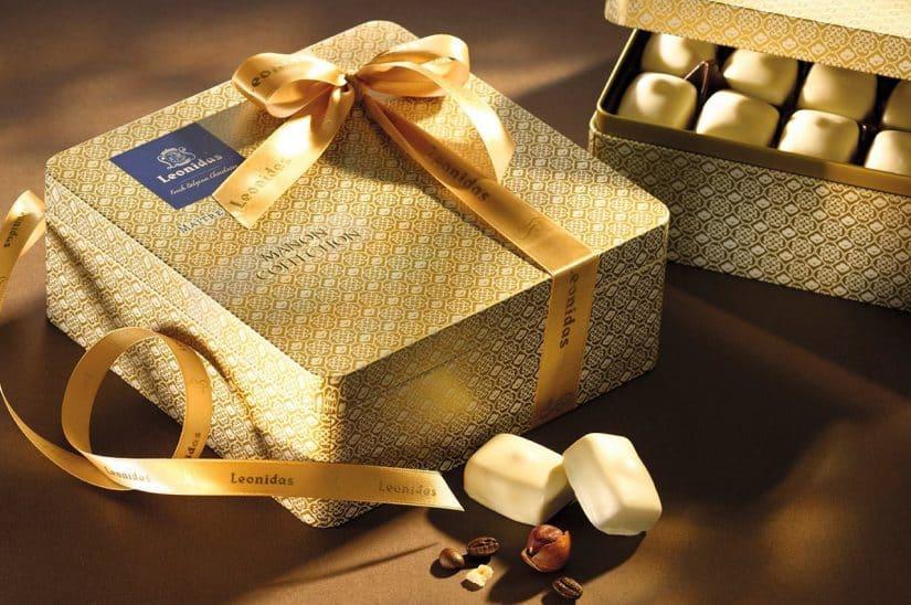 marca de chocolate belga