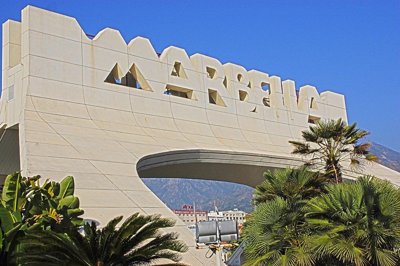 Marbella na Espanha
