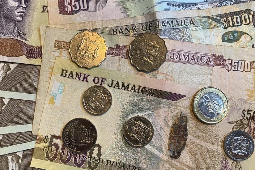 Moeda da Jamaica