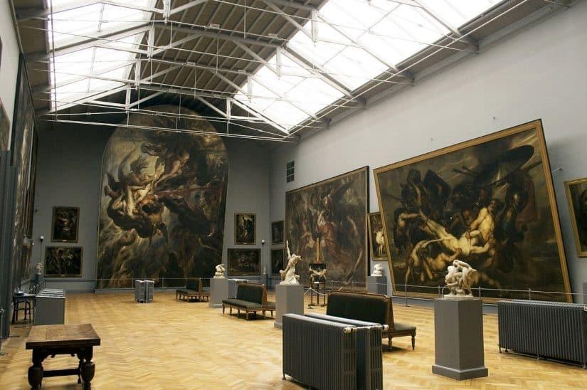 museu de belas artes bruxelas