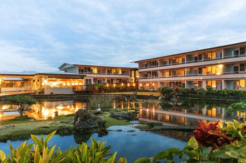hoteis em hilo hawaii