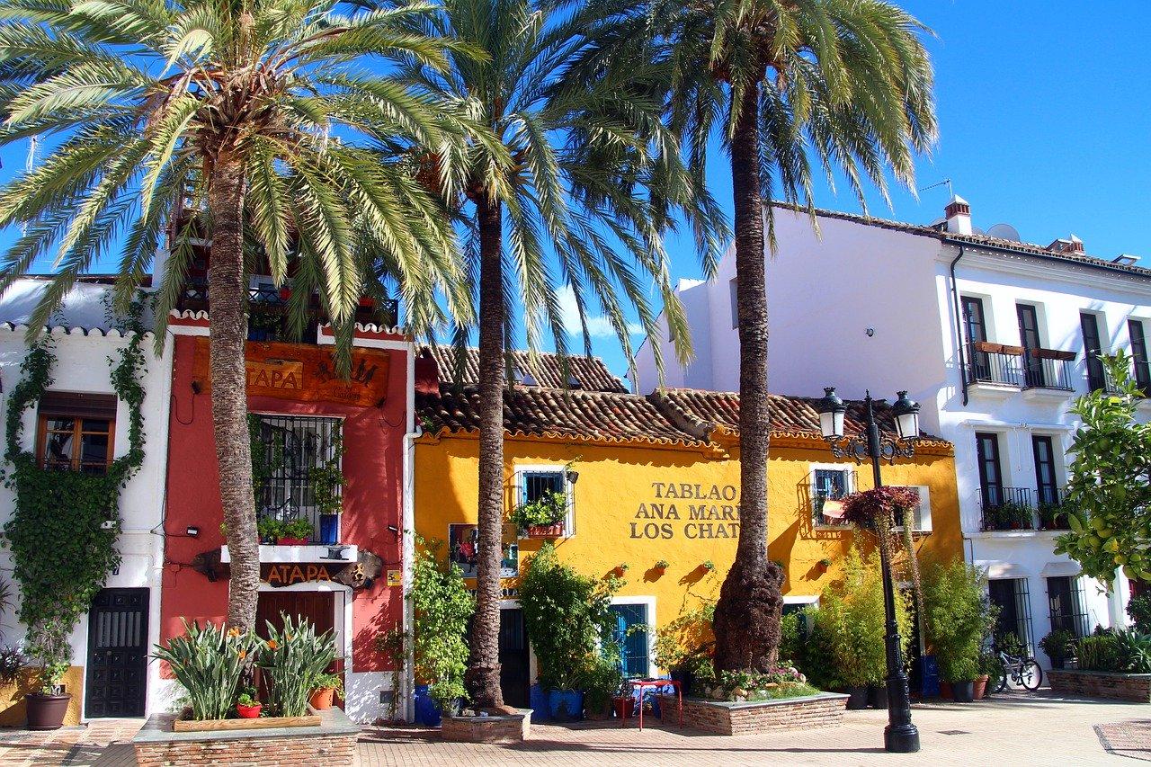 Onde ficar em Marbella