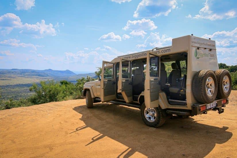 Parque Nacional de Pilanesberg