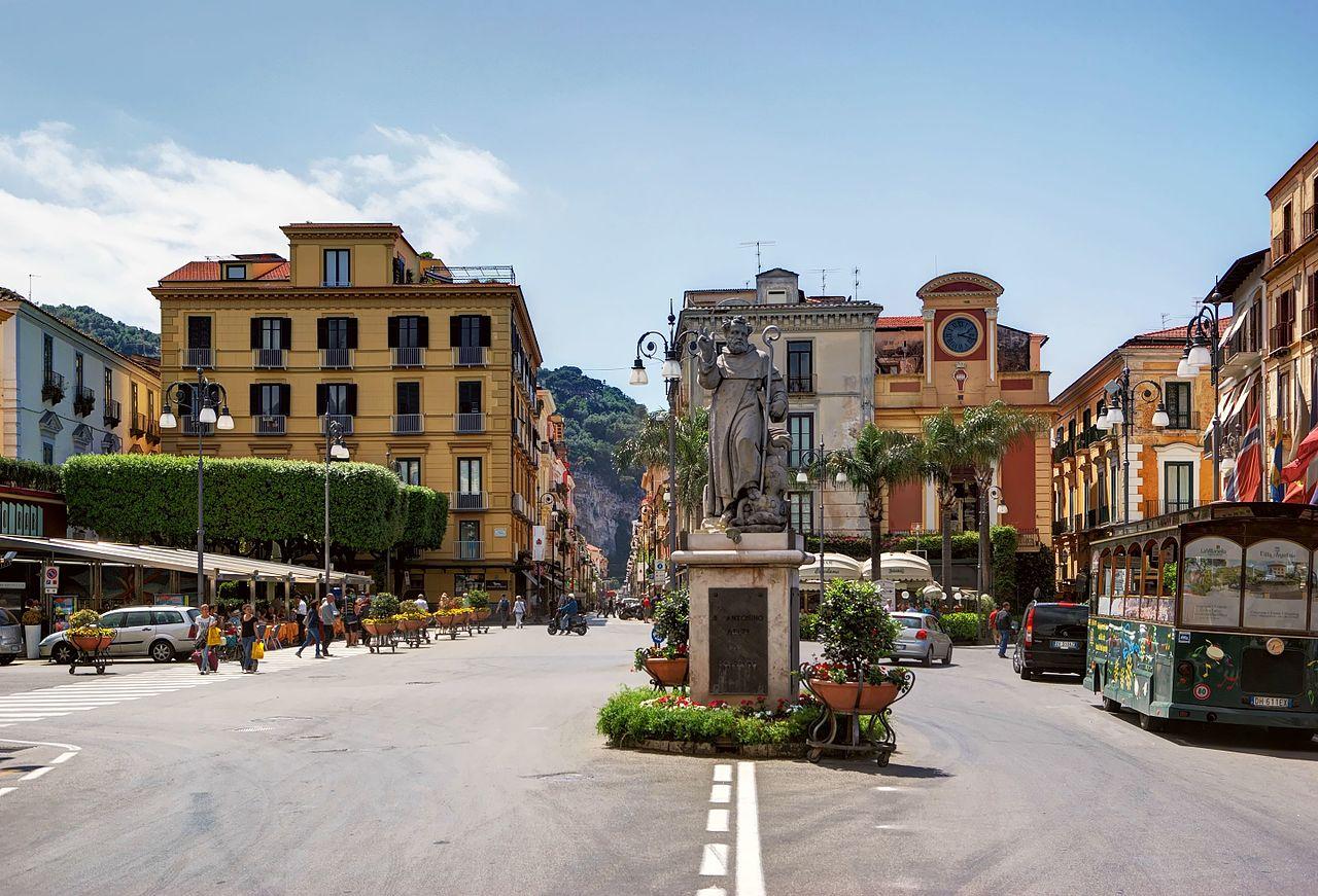 cidade da itália na campânia