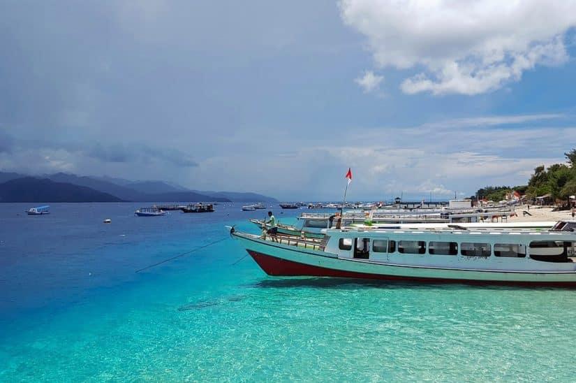 ilhas gili indonesia